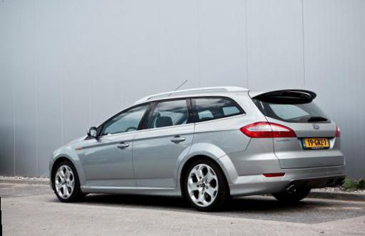 Ford Mondeo Wagon models 2015