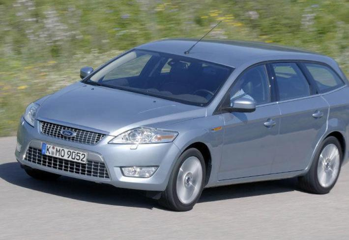Ford Mondeo Wagon specs sedan
