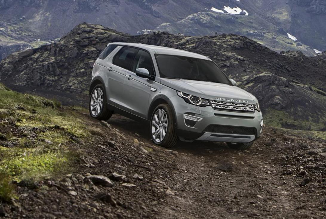 Discovery Sport Land Rover new sedan