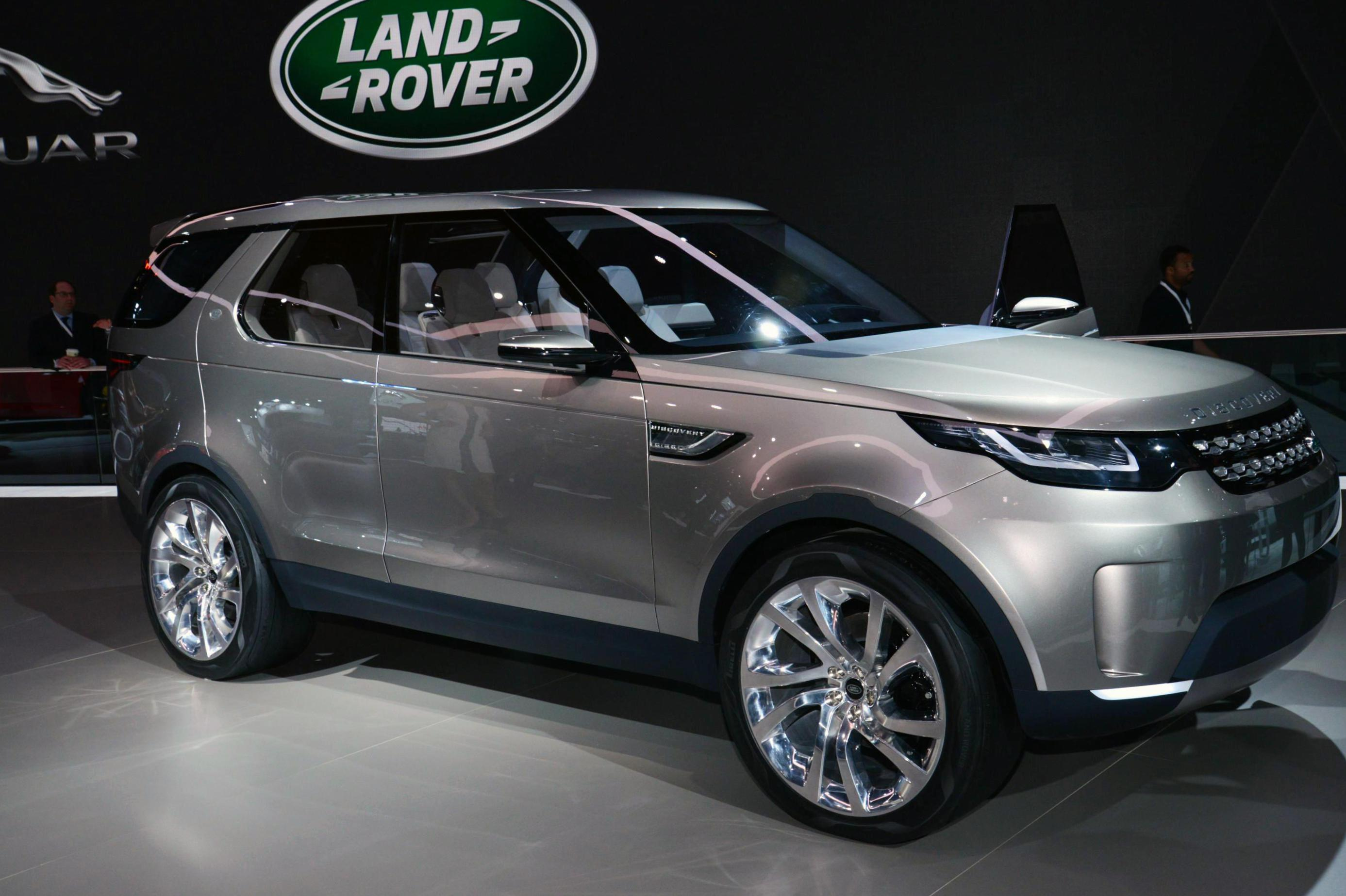 Discovery Sport Land Rover prices 2010