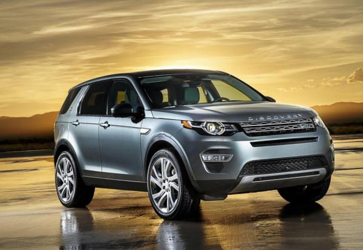 Discovery Sport Land Rover review 2013