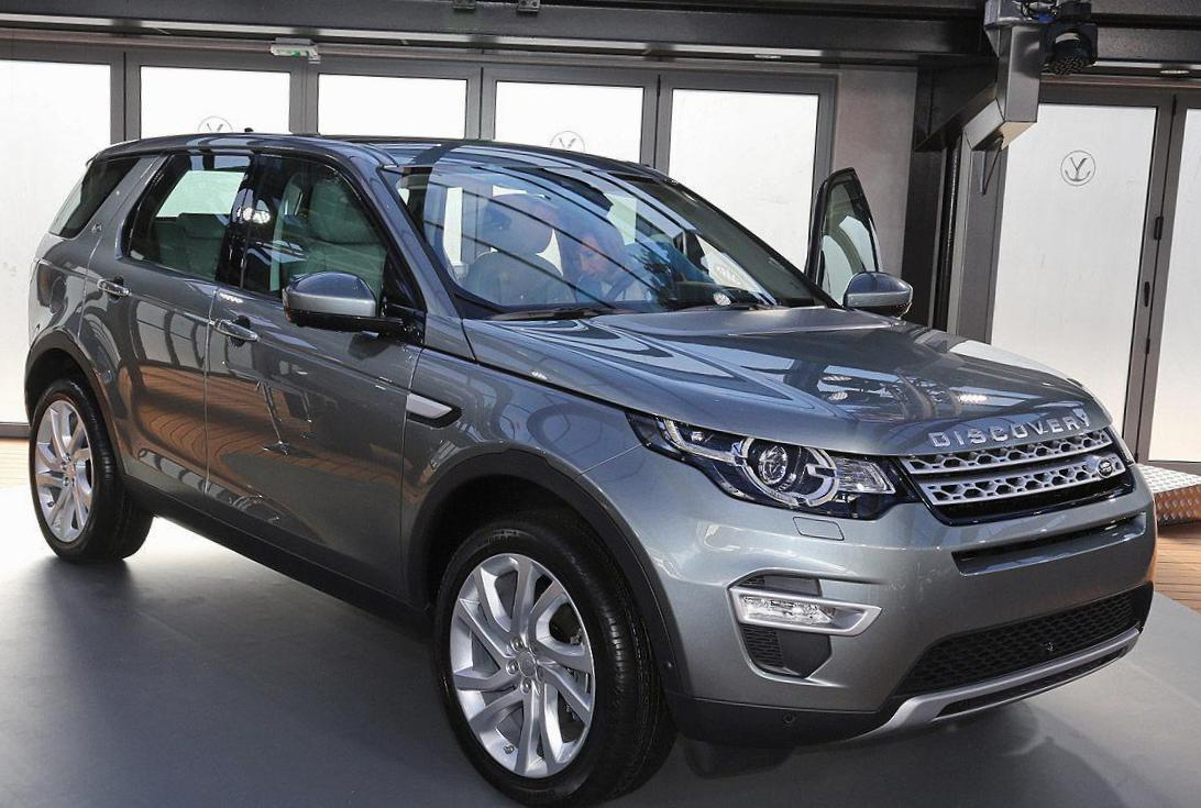 Discovery Sport Land Rover Specifications 2010