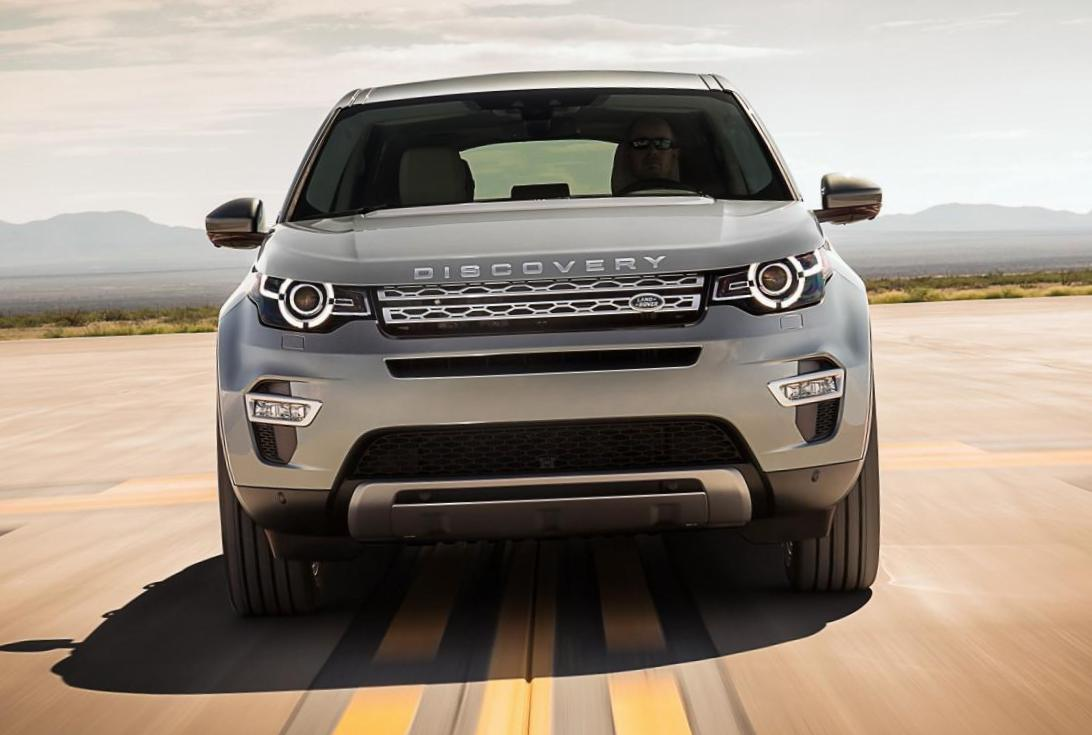Discovery Sport Land Rover used sedan