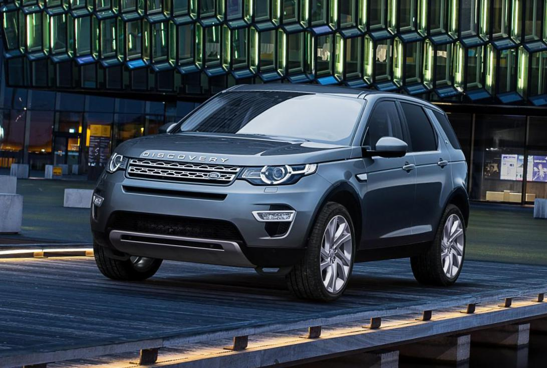 Land Rover Discovery Sport parts 2013