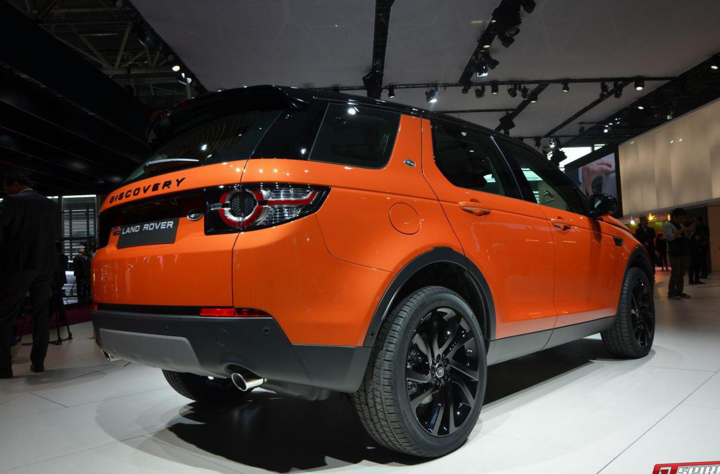 Land Rover Discovery Sport prices 2013