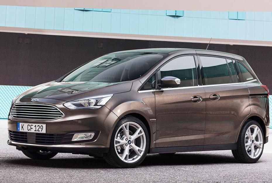 C-Max Ford Characteristics coupe