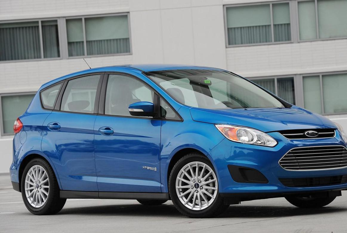 Ford Grand C-Max lease cabriolet