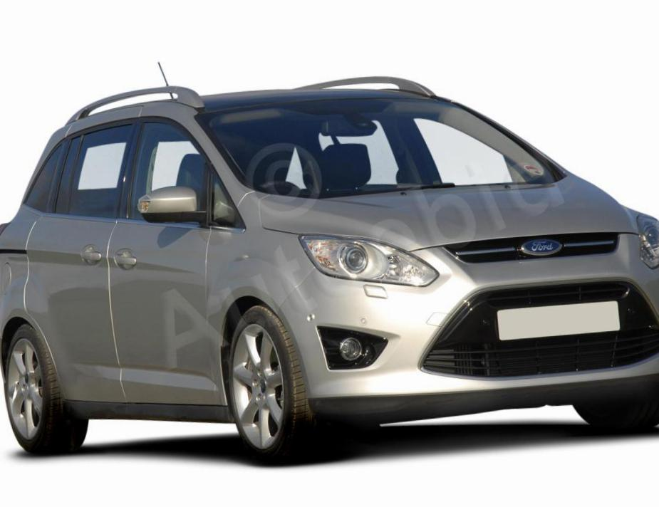 Grand C-Max Ford model wagon
