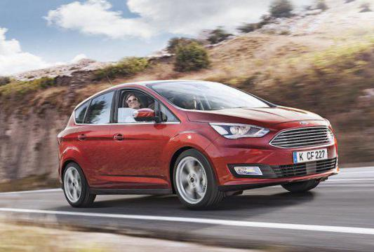 C-Max Ford model 2014