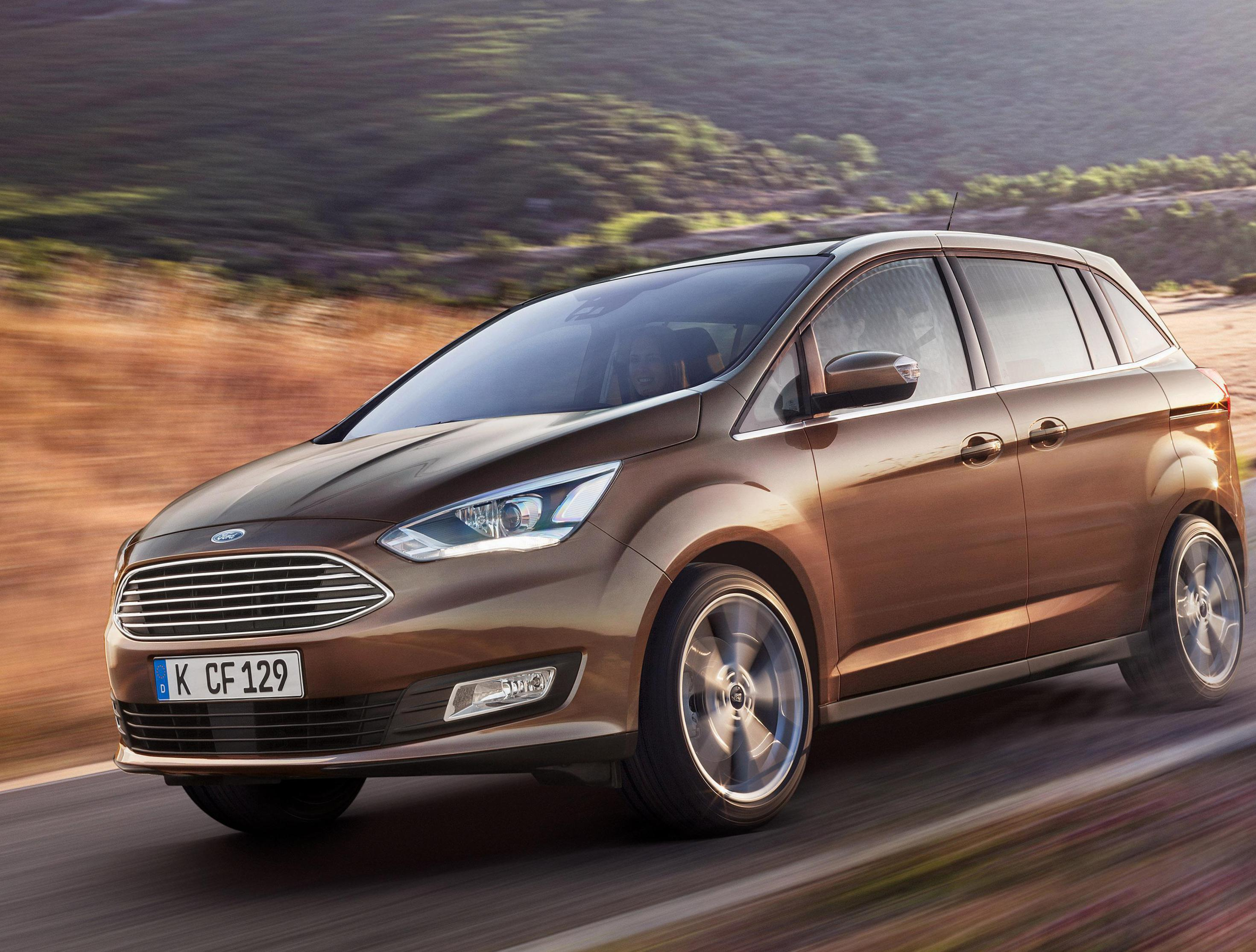 C-Max Ford price 2012