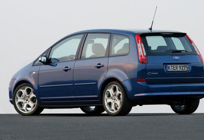 C-Max Ford Specifications 2009