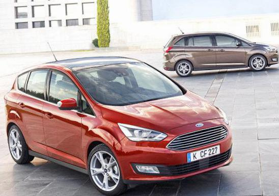 Ford C-Max tuning 2011