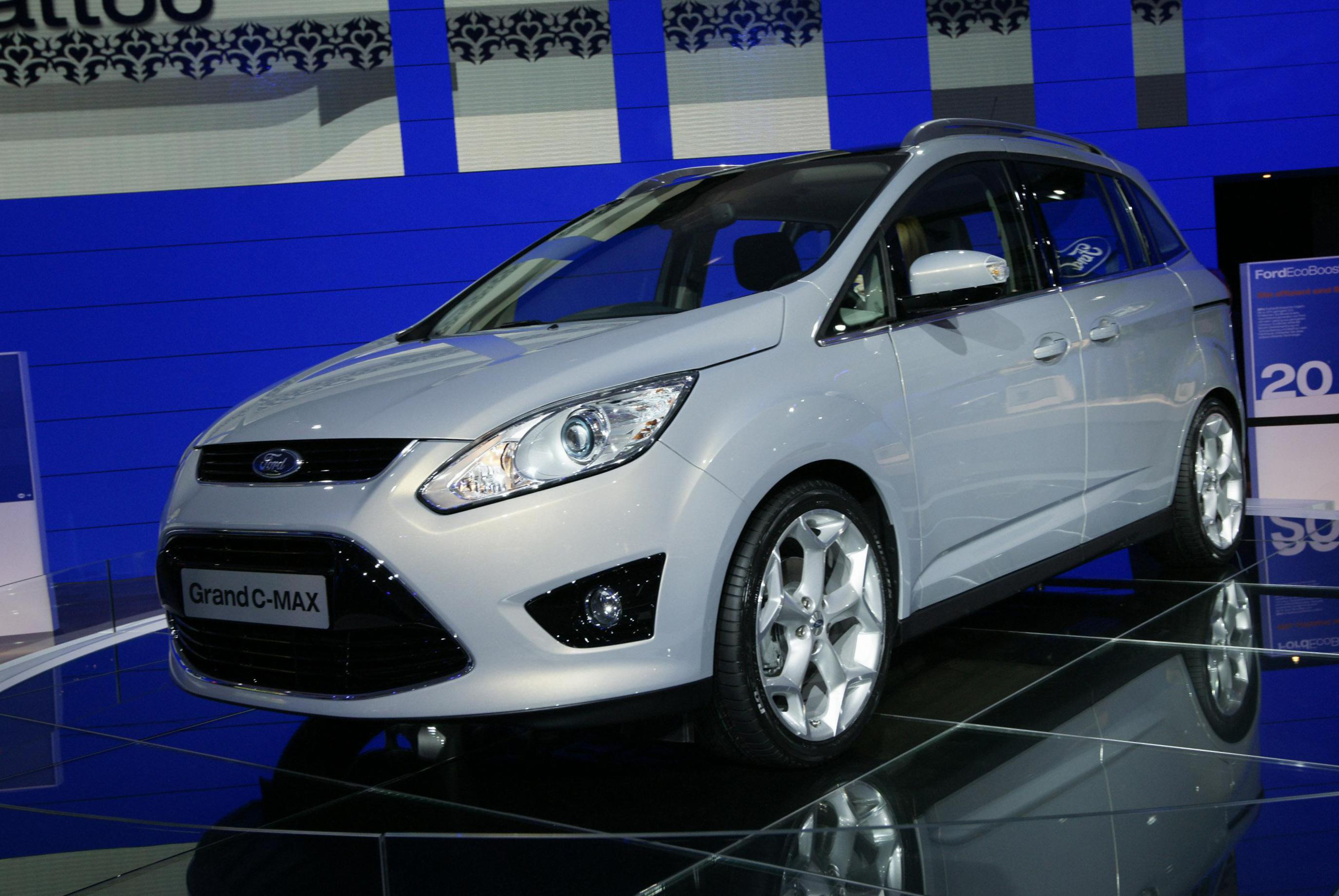 Grand C-Max Ford models 2014