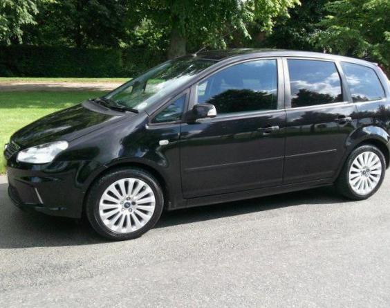Grand C-Max Ford Specification hatchback
