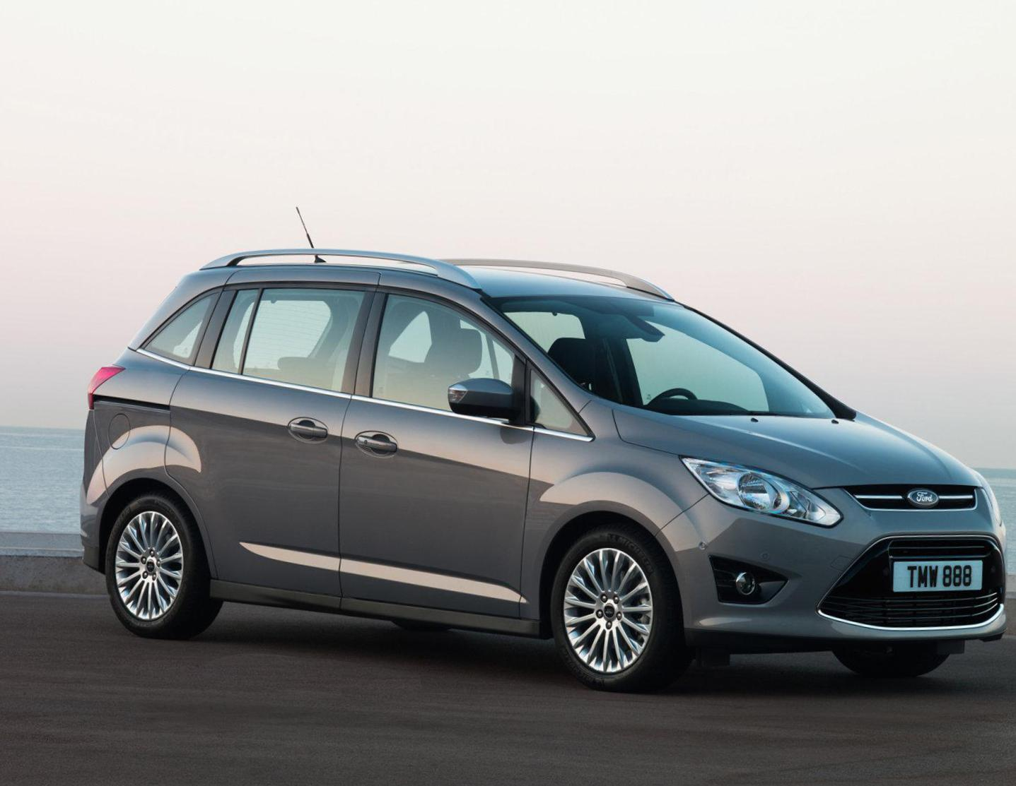 Grand C-Max Ford specs 2014