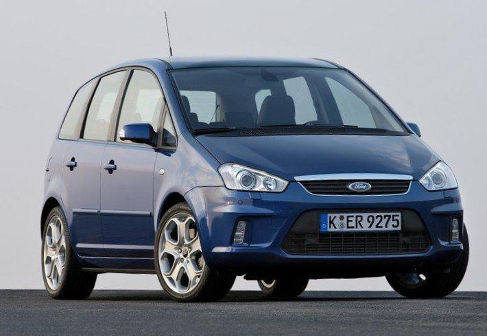 C-Max Ford new hatchback