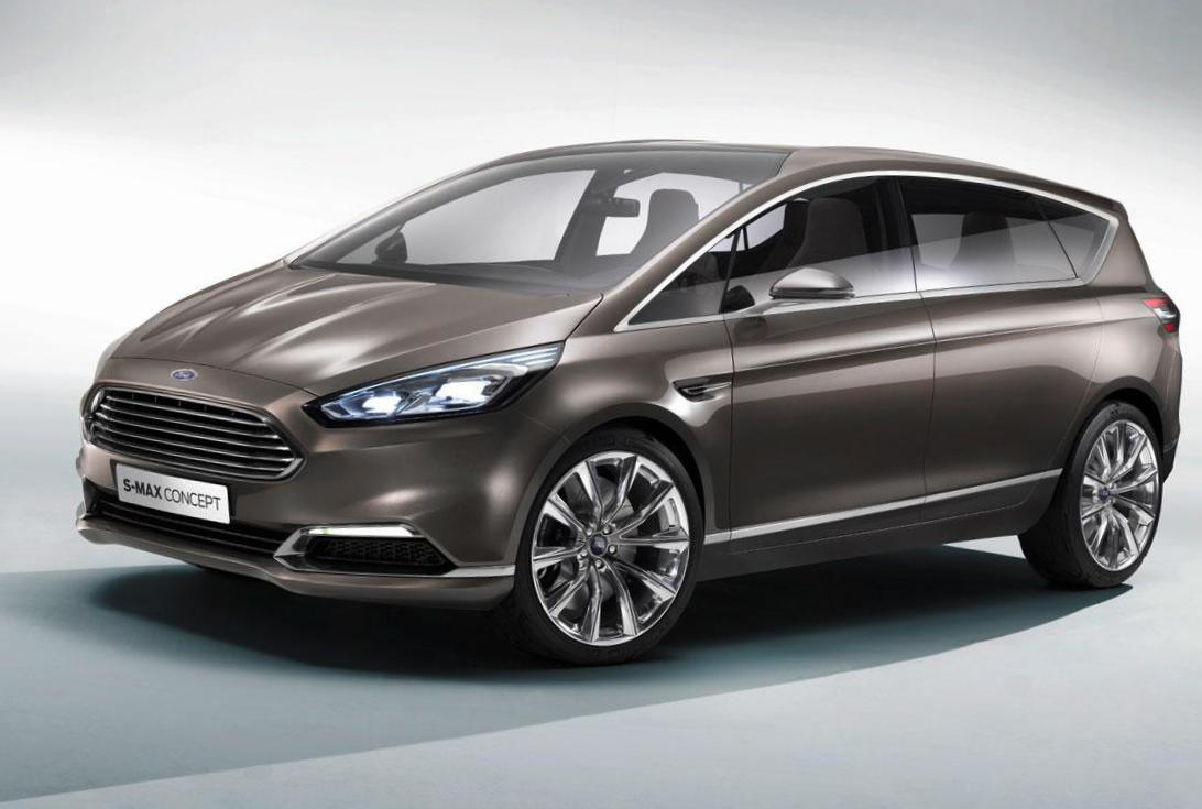 S-Max Ford review 2013