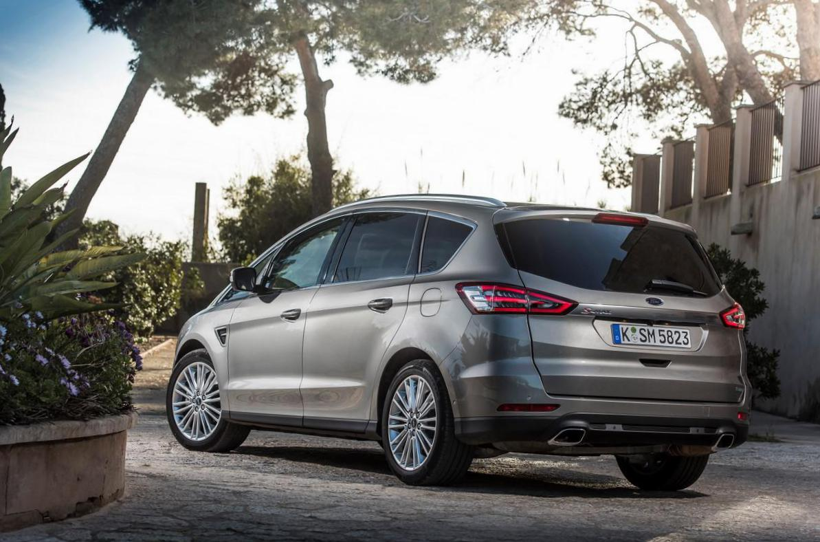Ford S-Max model 2014