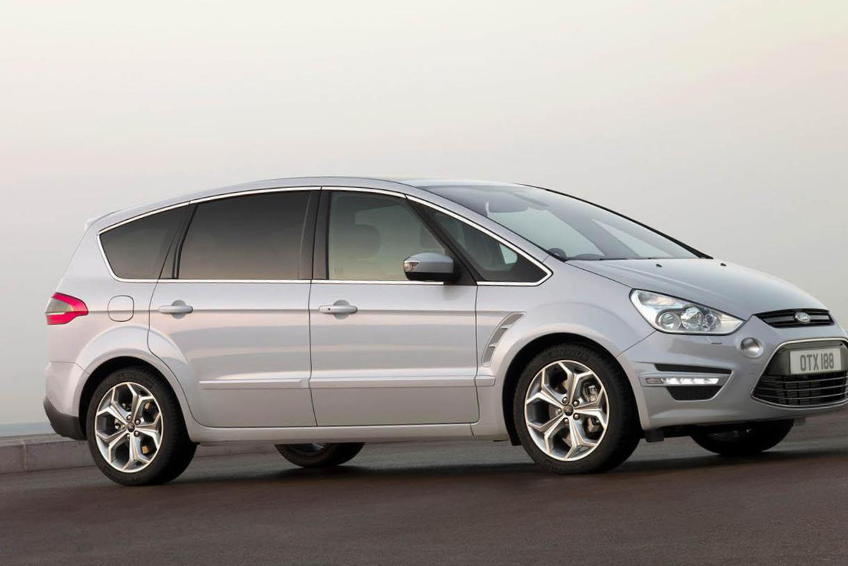 Ford S-Max tuning 2012