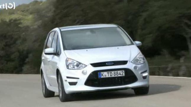 S-Max Ford lease 2012