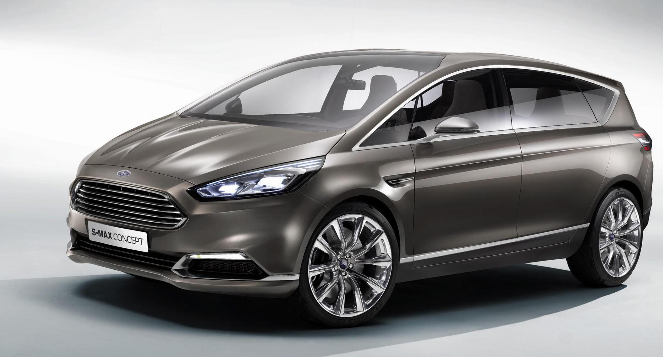 Ford Galaxy review 2014