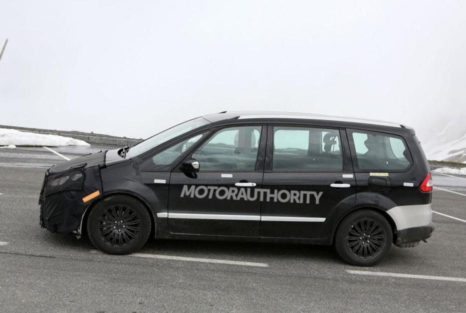 Ford Galaxy reviews hatchback