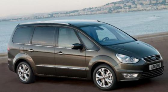 Ford Galaxy Specification 2011