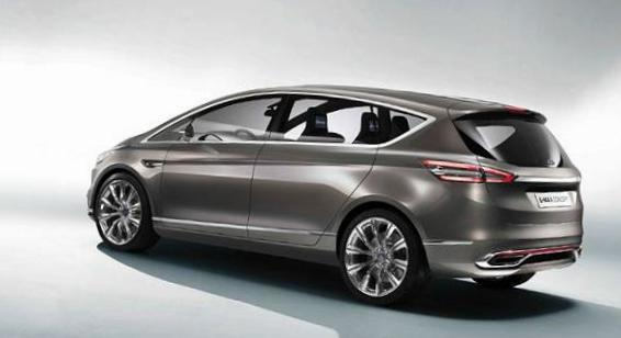 Ford Galaxy Specifications 2014