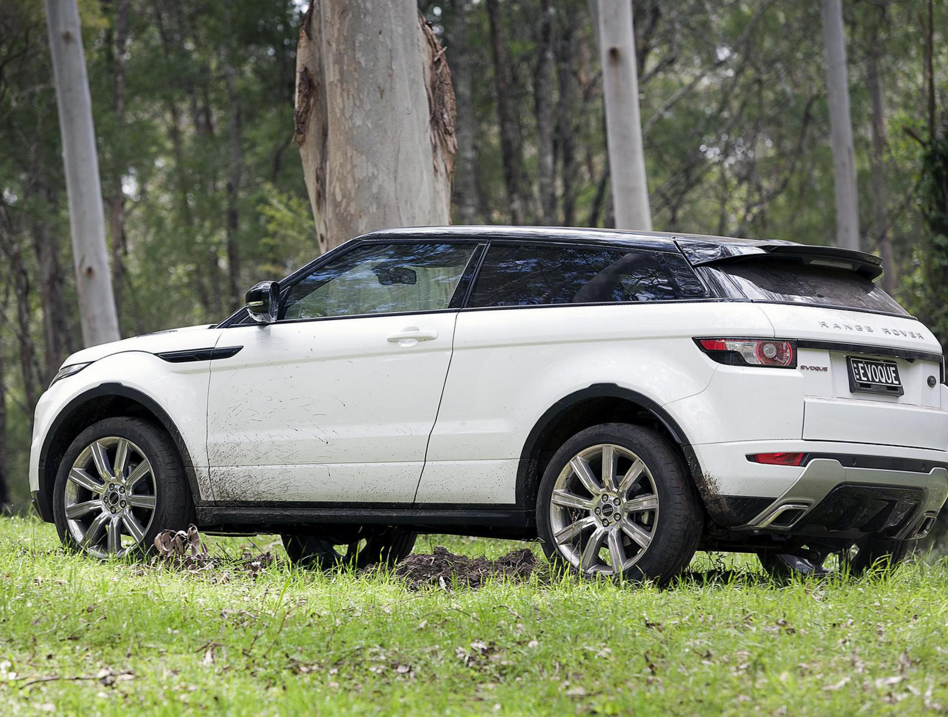 Range Rover Evoque Land Rover approved 2007