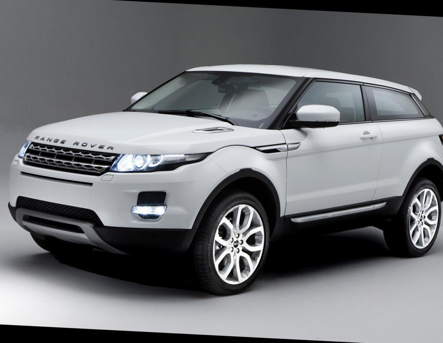 Land Rover Lease >> Land Rover Range Rover Evoque Photos And Specs Photo Range