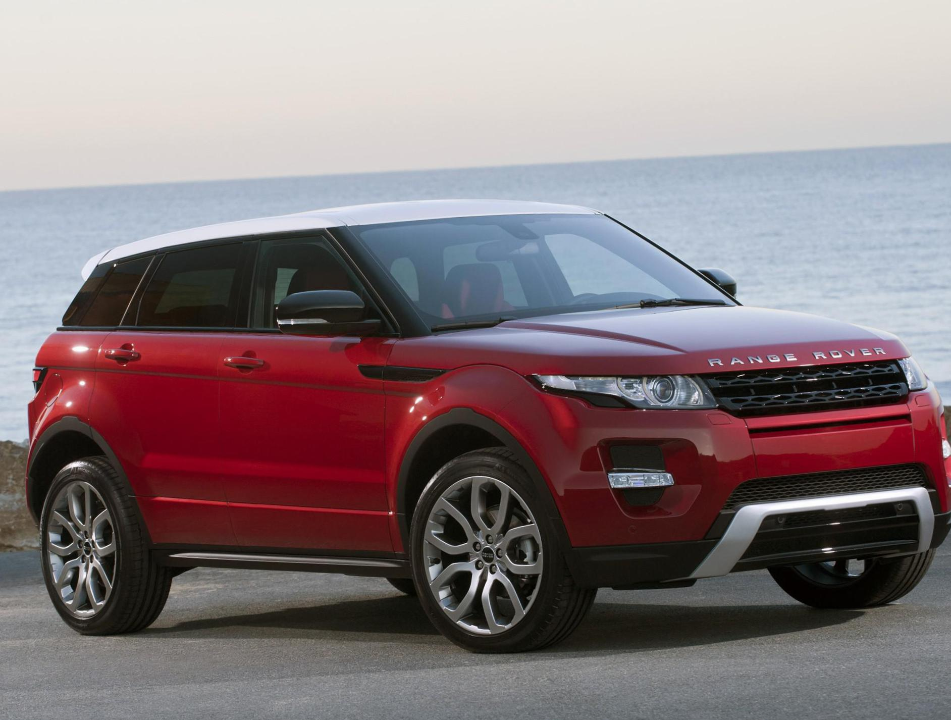 landrover from to production prototype the rover range land parts evoque watch