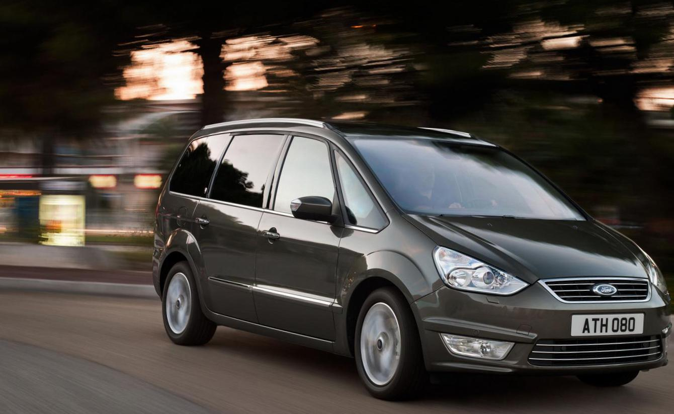 Ford Galaxy lease 2015