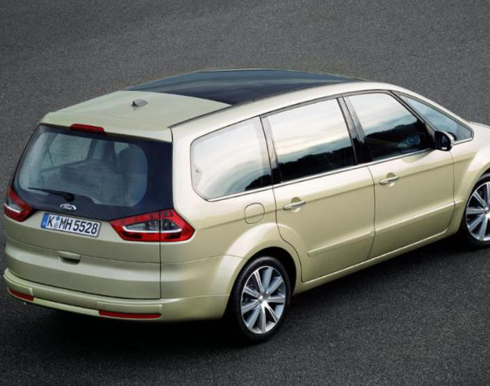 Ford Galaxy prices minivan