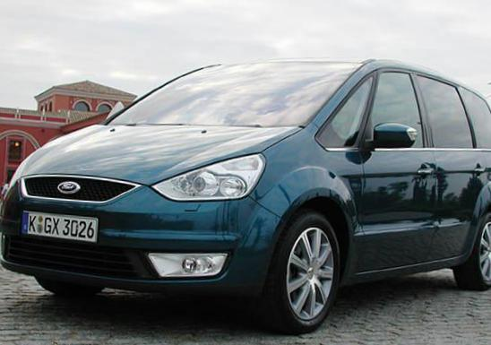 Ford Galaxy reviews suv