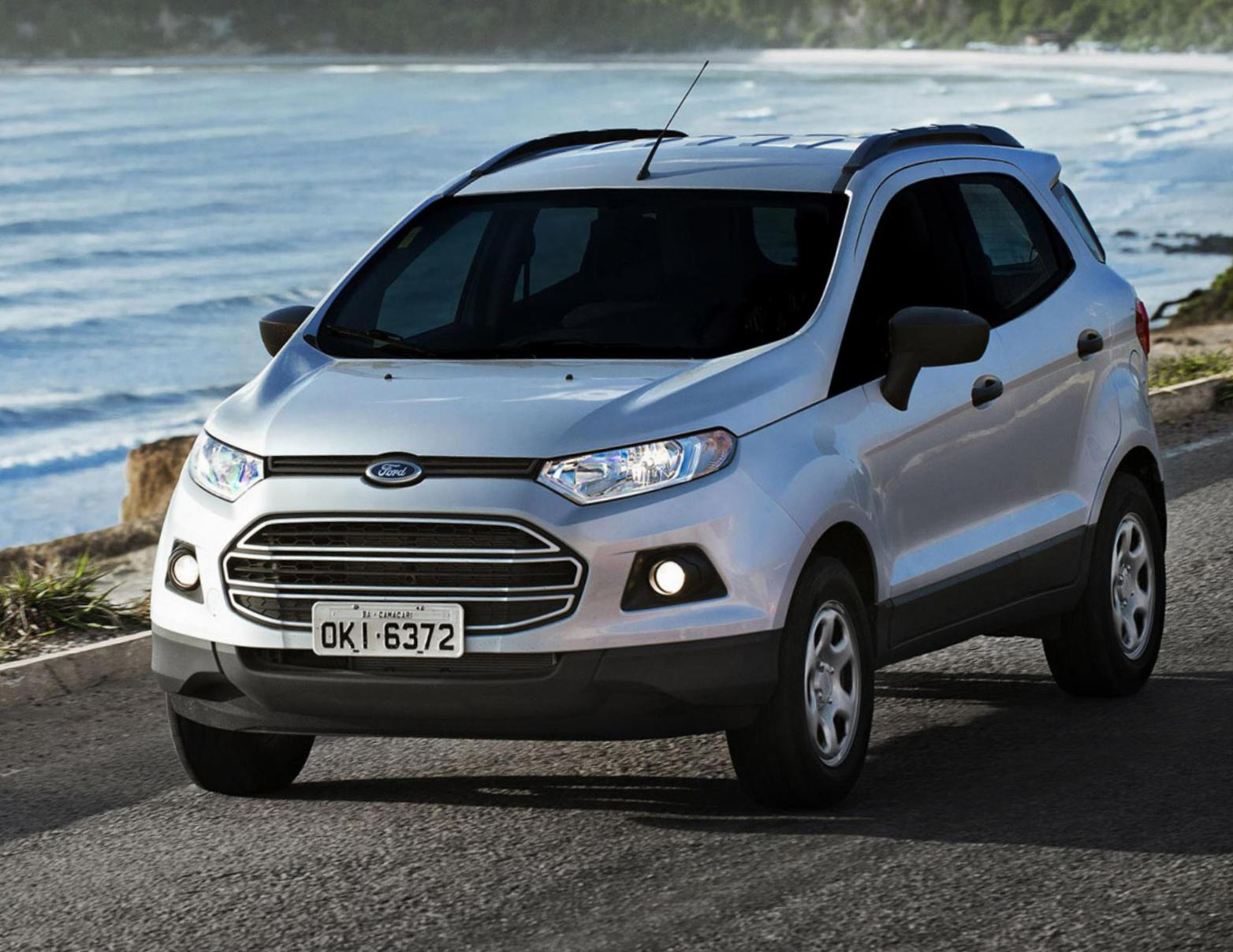 EcoSport Ford Specification 2007