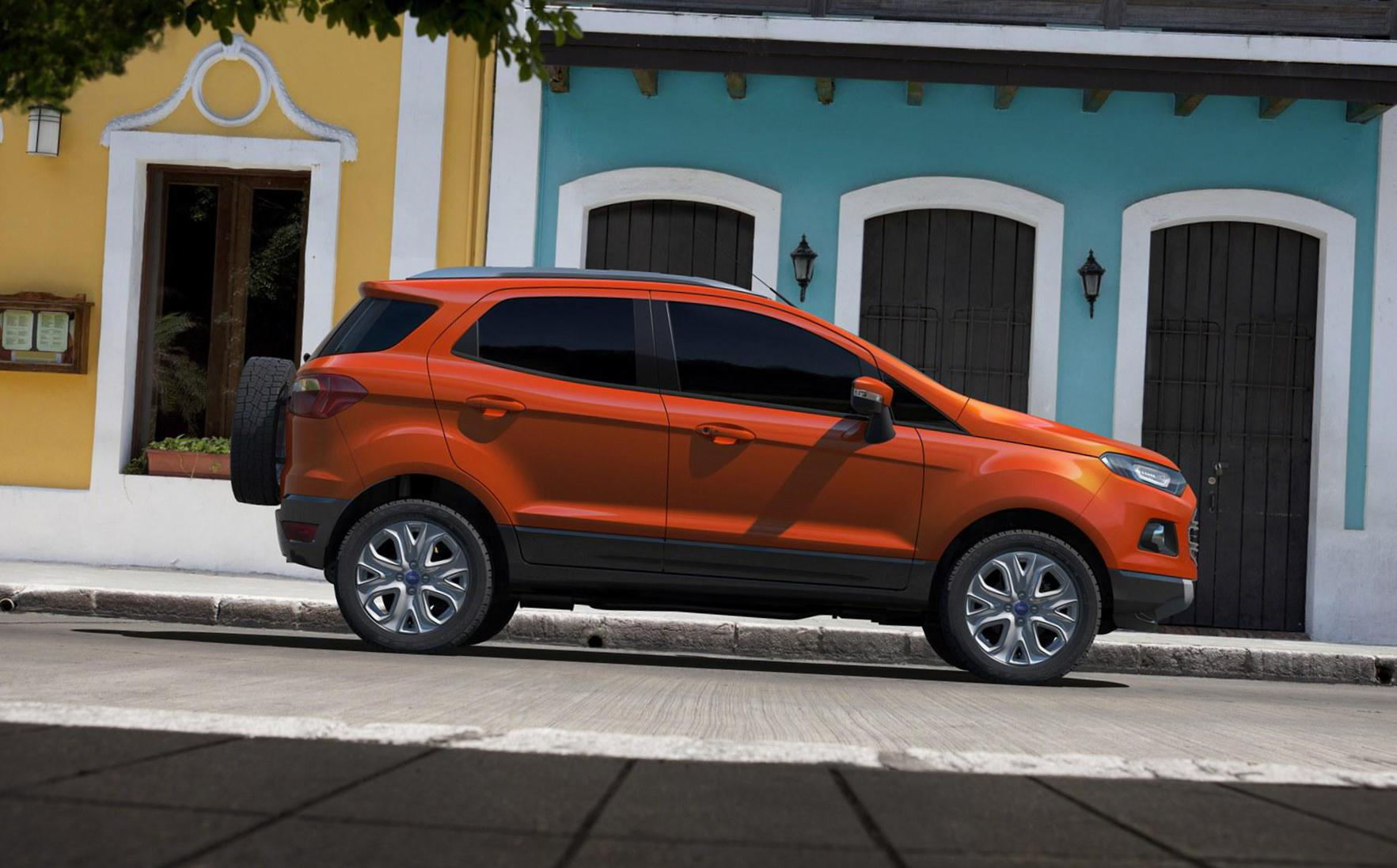EcoSport Ford Specifications 2010