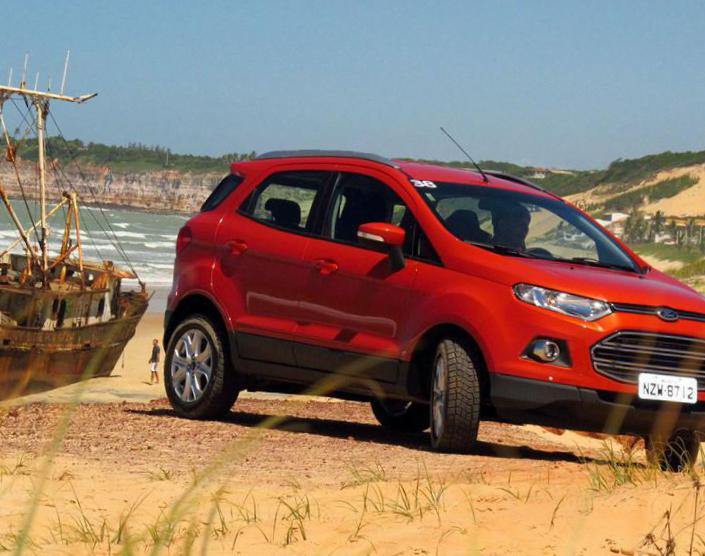 Ford EcoSport for sale hatchback