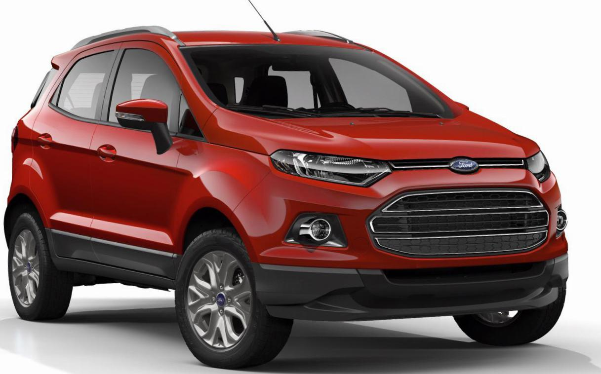 Ford EcoSport review 2010