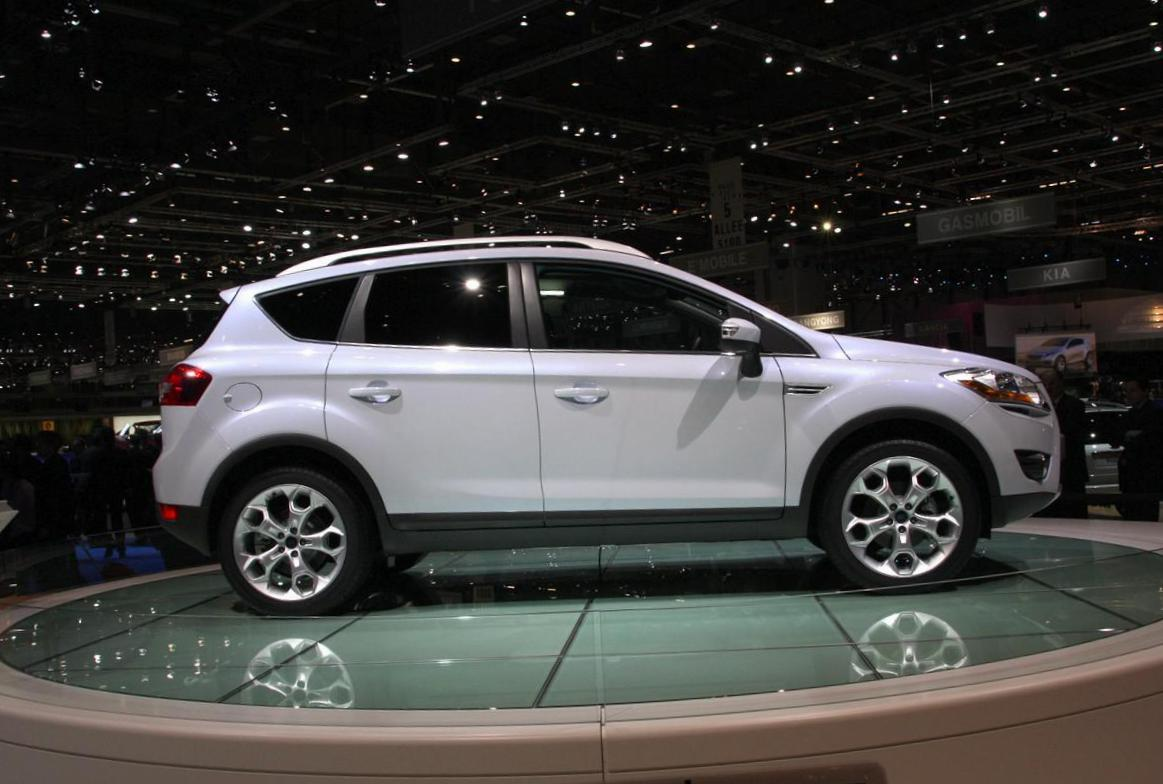 Kuga Ford reviews 2009
