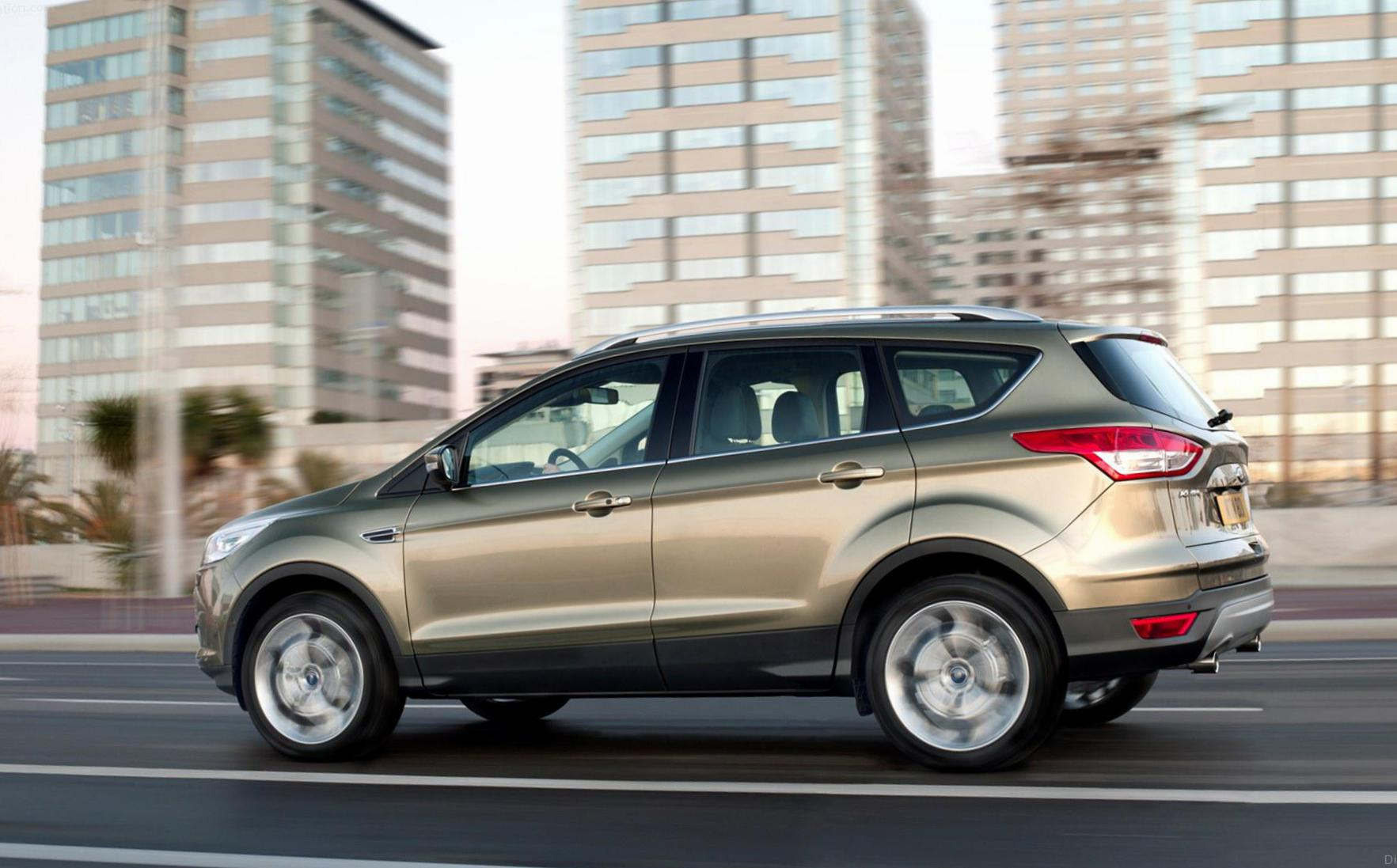 Ford Kuga reviews 2012