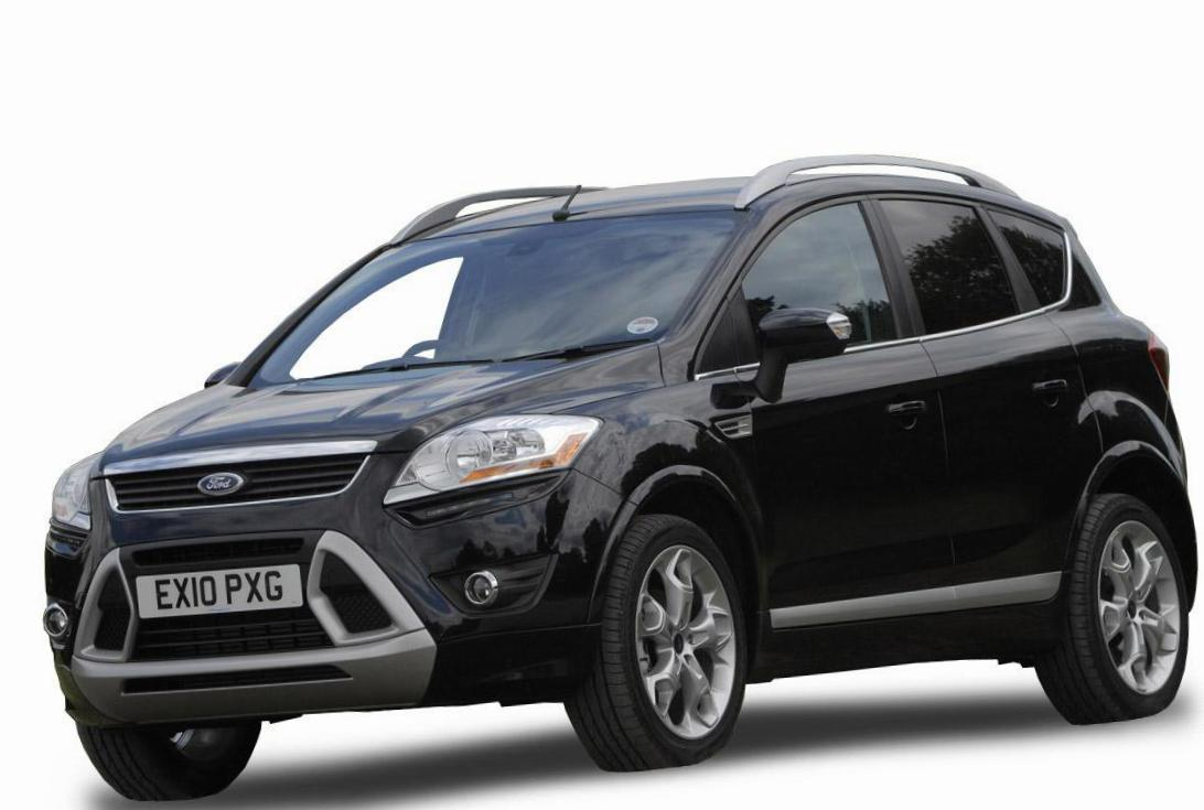 Kuga Ford review hatchback