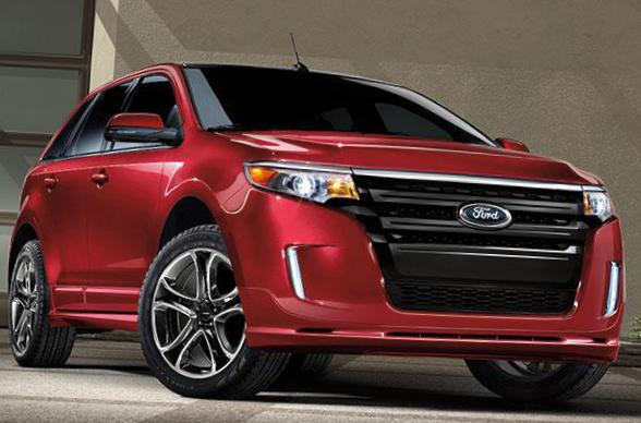 Ford Edge price cabriolet