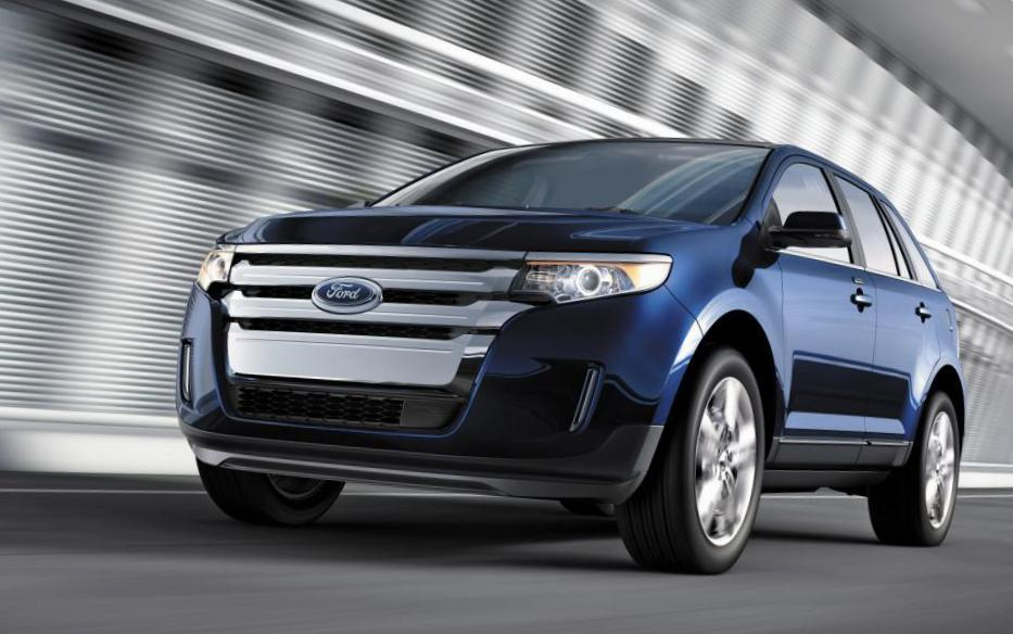 Edge Ford lease 2012