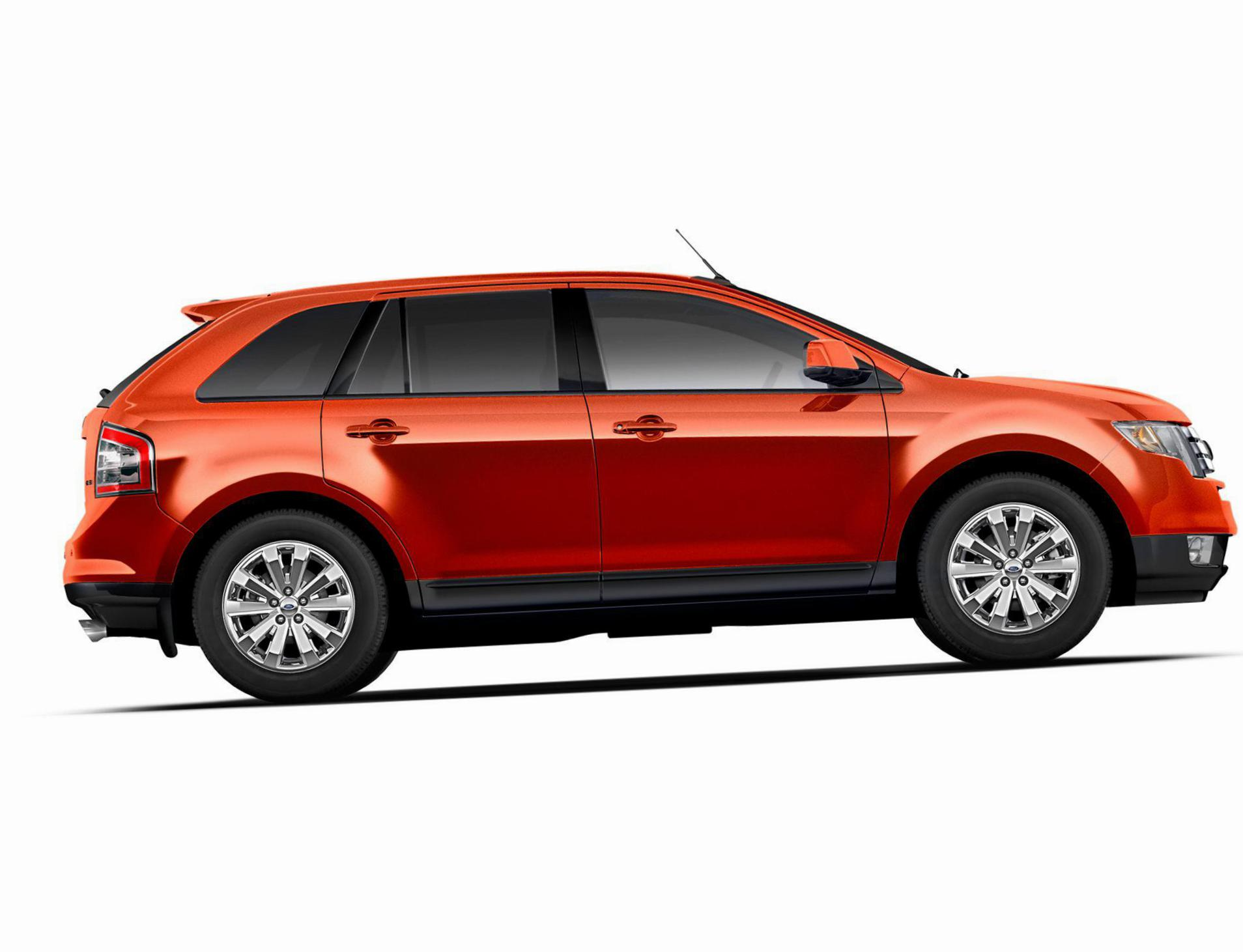 Ford Edge Cost