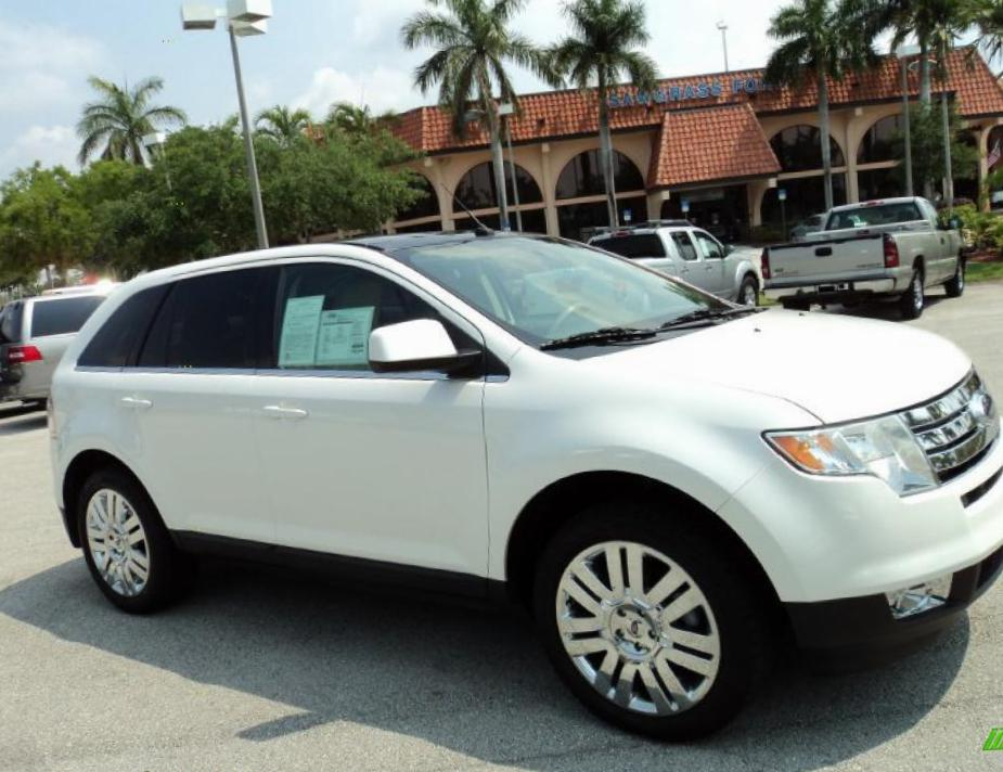 Ford Edge parts 2010