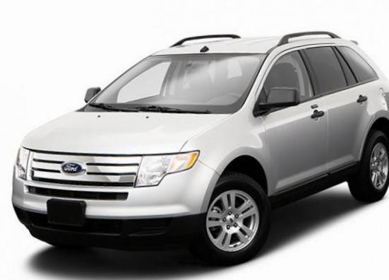 Ford Edge prices hatchback
