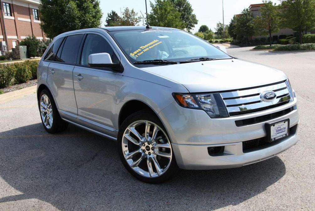Ford Edge Photos And Specs Photo Ford Edge Tuning And 26