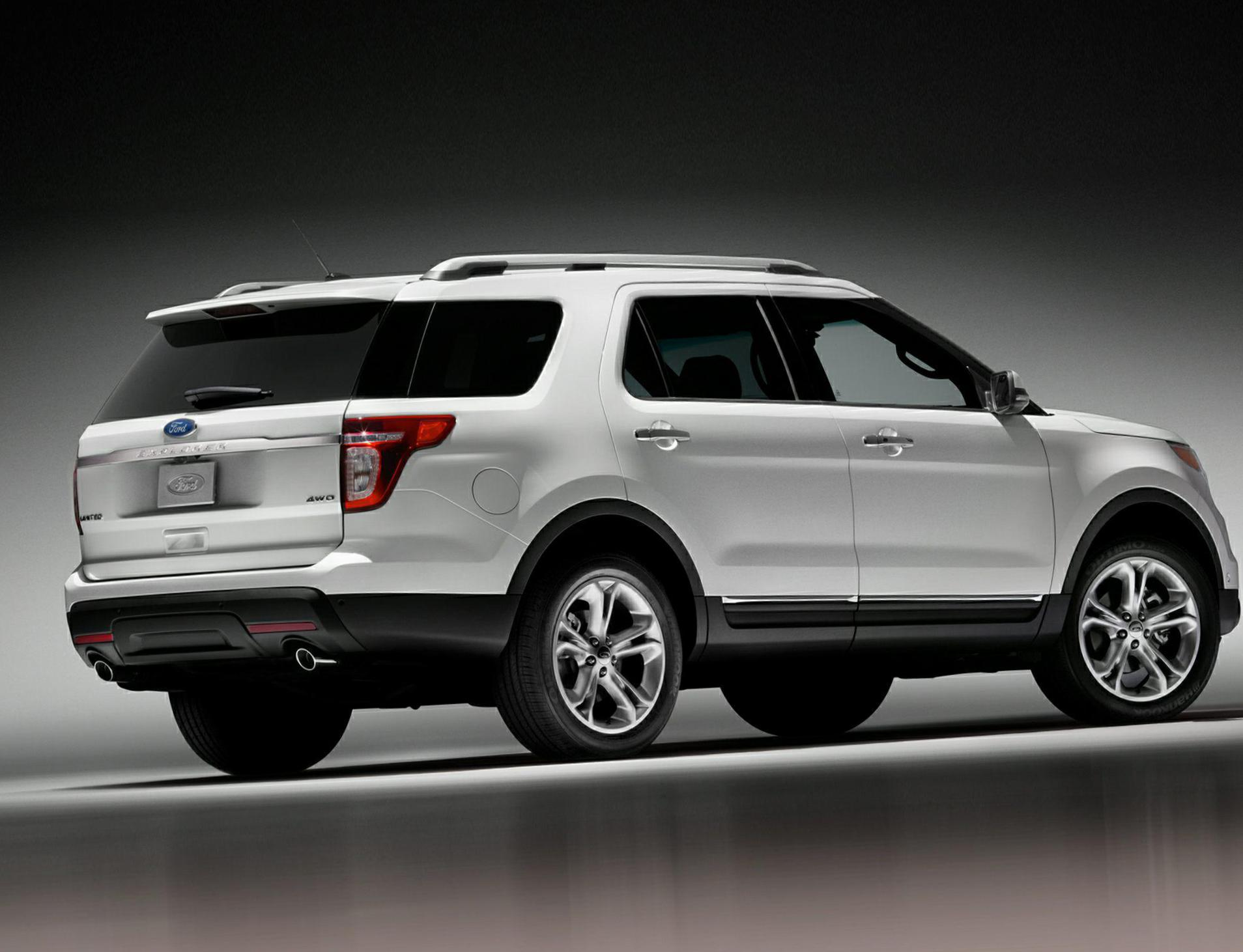 Ford Explorer approved wagon