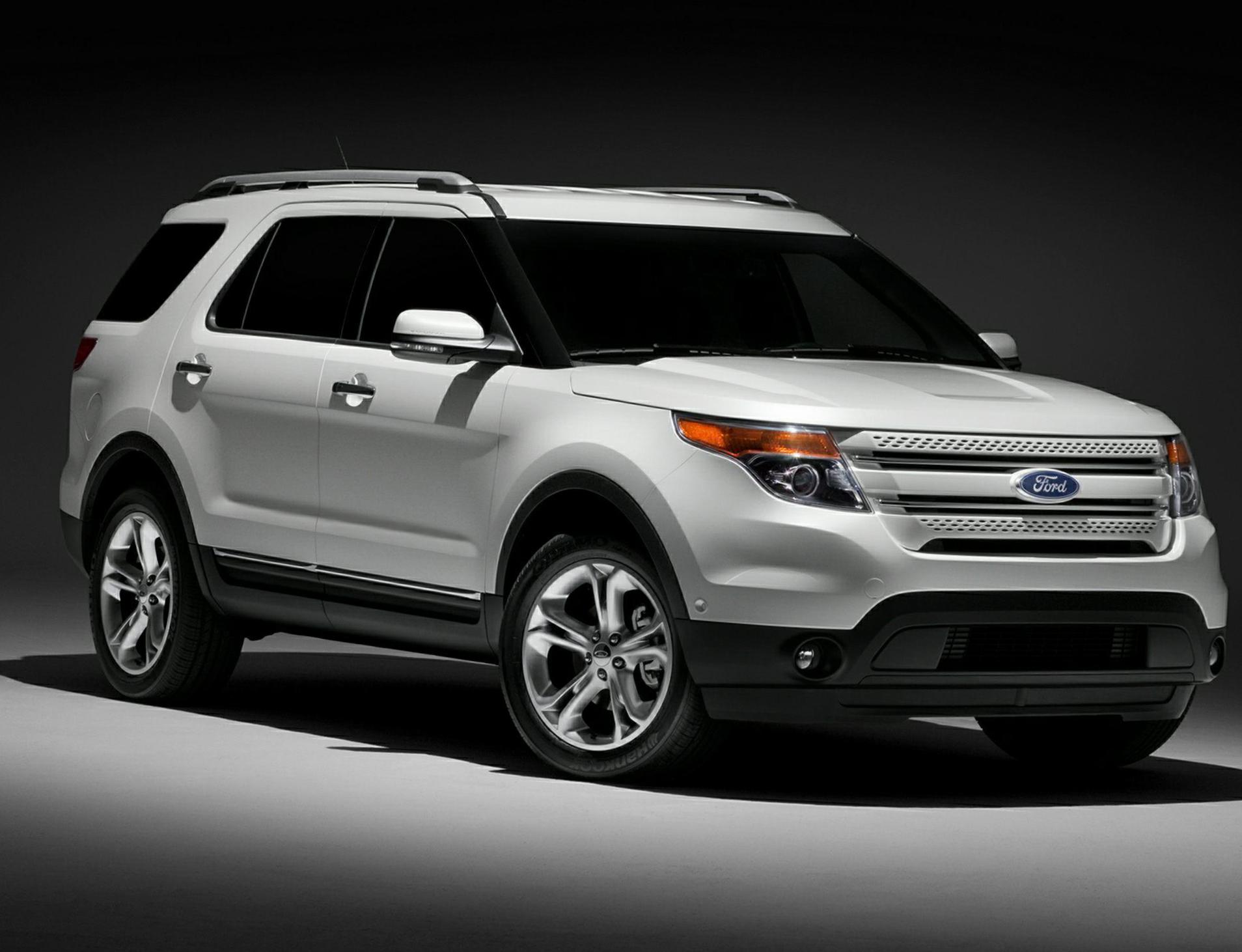 Ford Explorer configuration wagon