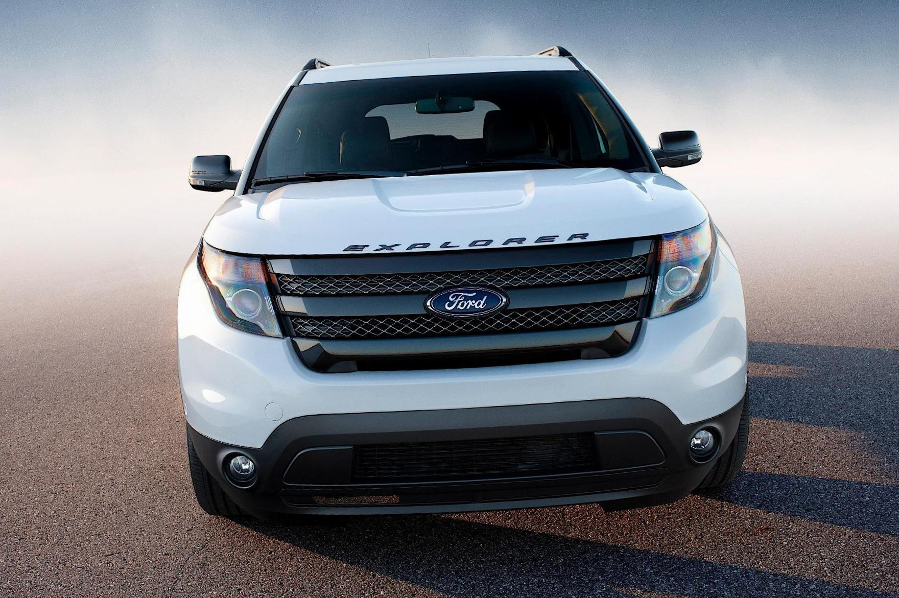 Explorer Ford Specification 2011